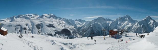 Estación de esquí de Les 2 Alpes