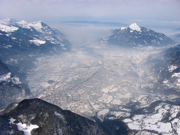 Les Carroz estación de esquí