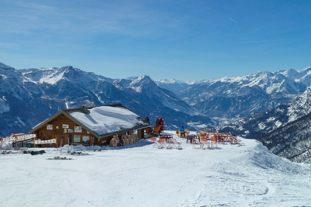 Apres-ski en Serre Chevalier