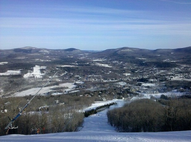 Windham Mountain (esquiando en Nueva York)