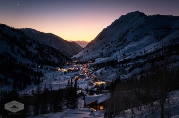 Pueblo de Alta en Utah