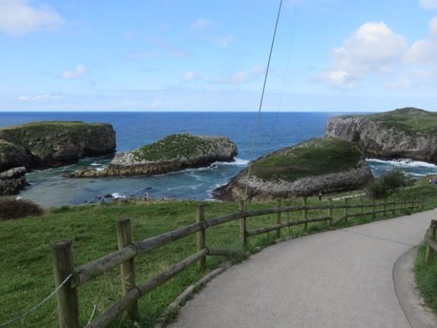 Playa de Cue (Asturias)