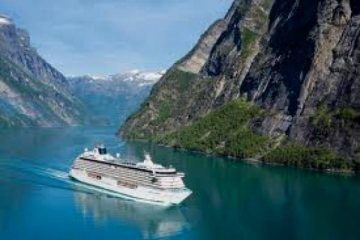 Descubrir los fiordos noruegos a bordo de un crucero9
