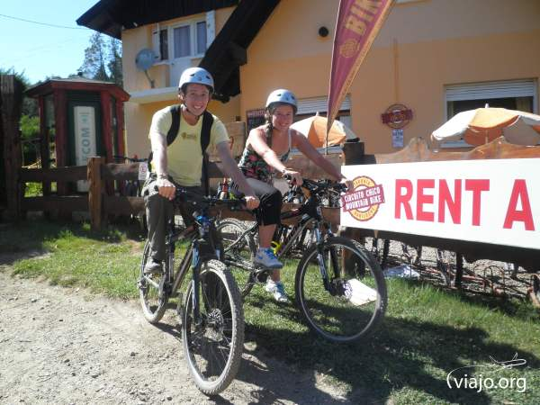 Bariloche: Circuito Chico en Bicicleta (Mountain Bike)