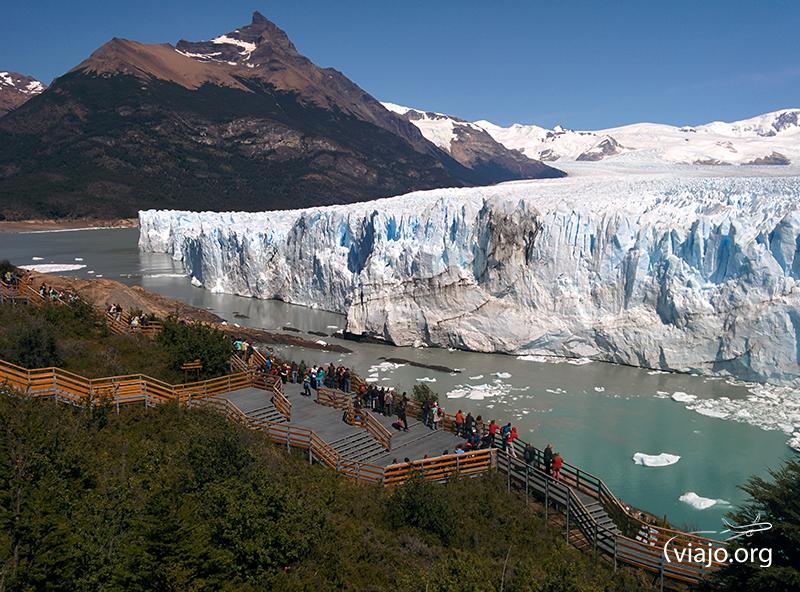 Pasarelas - Glaciar Perito Moreno