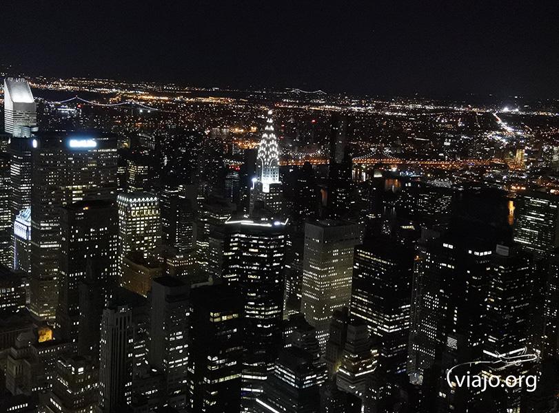 Empire State Building - Observatorio Piso 86