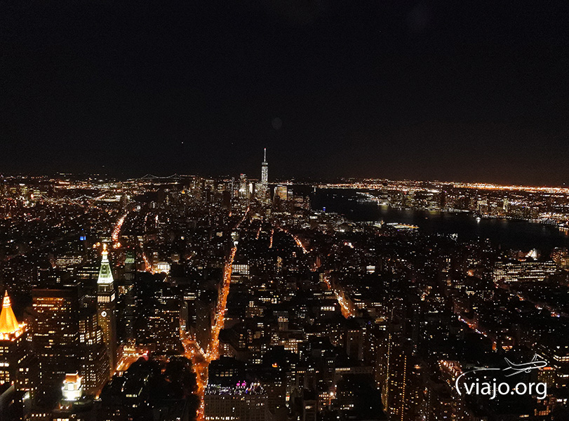Empire State Building - Observatorio Piso 86