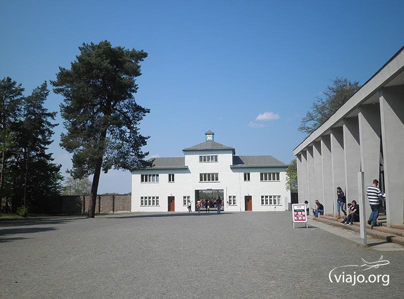 Sachsenhausen - Ingreso