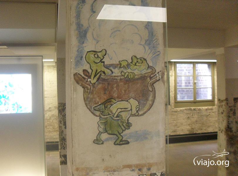 Sachsenhausen - Cocina