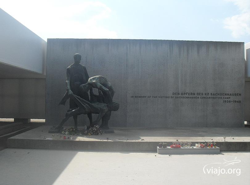 Sachsenhausen - Memorial Station Z