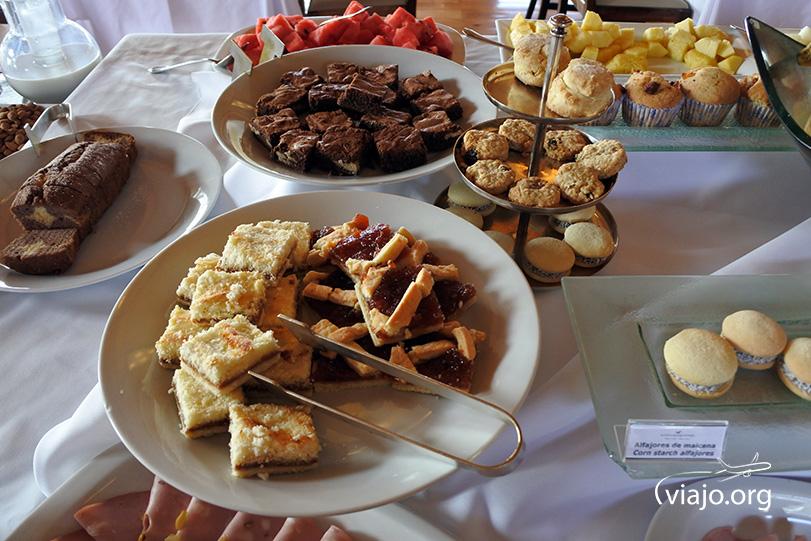 Los Cauquenes Resort - Desayuno Buffet