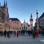 Munich - Marienplatz - Altes Rathaus