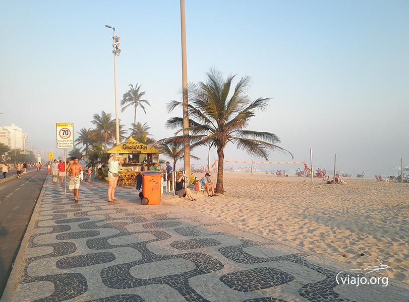 Río de Janeiro - La Rambla