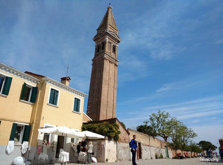 Iglesia San Martino Burano