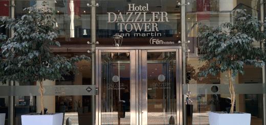 Hotel Dazzler San Martín, Buenos Aires