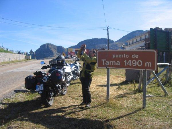 Puerto de Tarna