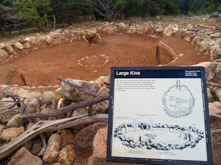 Tusayan Ruins, Grand Canyon