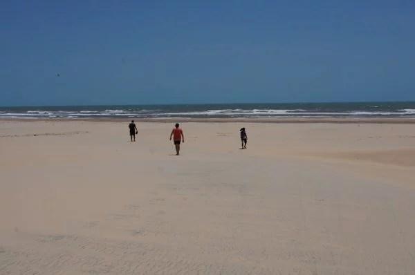 Praia da Baia do Feijão Bravo...