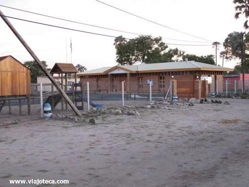 Botsuana escola