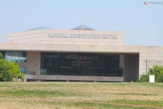 National Constitution Center em Philadelphia