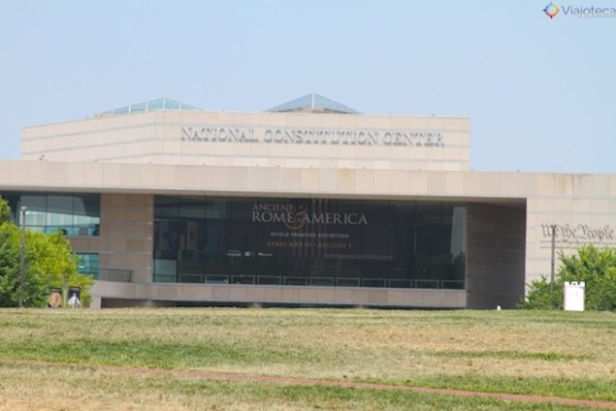 National Constitution Center em Philadelphia