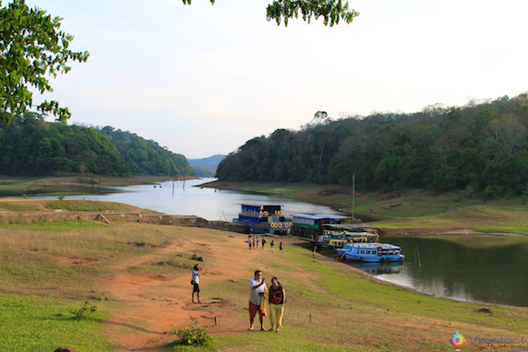 Safari na India – Lago Peryiar (60)
