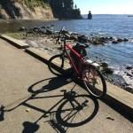 Aluguel de bicicleta em Vancouver