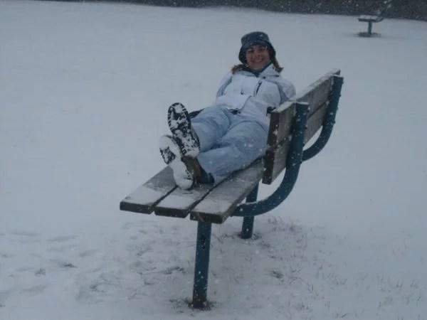 Mikix no inverno