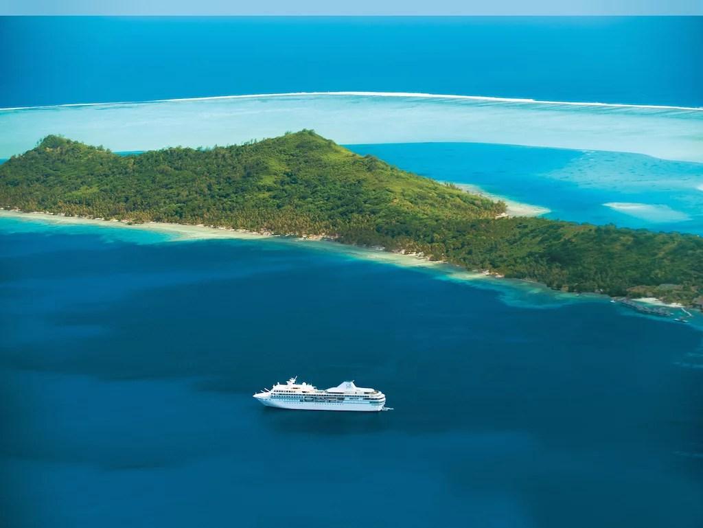 915f710966 Cruzeiro pela Polinésia Francesa e Cook Islands  O Itinerário