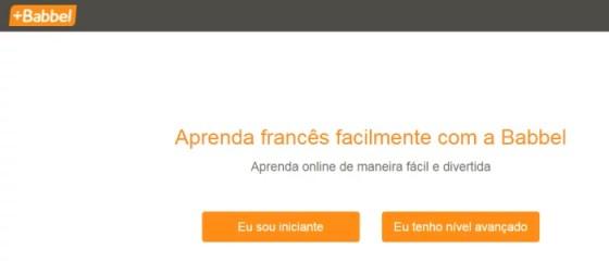 sites gratuitos para aprender francês online
