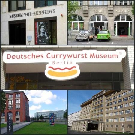 Museus inusitados em Berlin