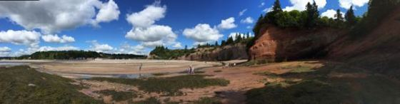 St Martin Sea Caves, New Brunswick