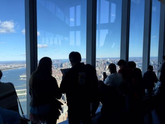One World Observatory em Nova York