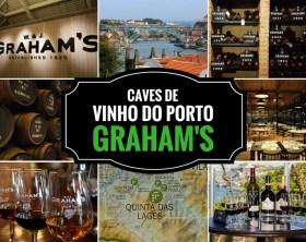 Capa Vinho do Porto Graham's