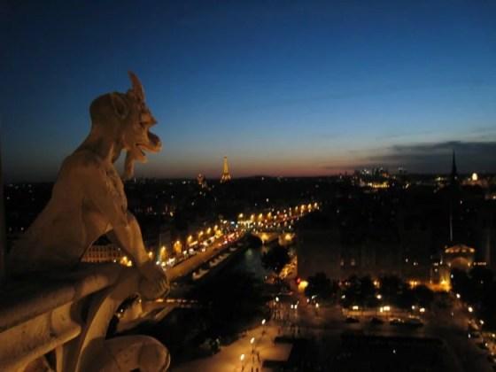 razões para subir nas Torres da Catedral Notre-Dame de Paris