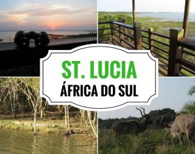 ST. LUCIA ÁFRICA DO SUL