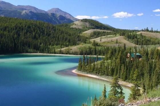 Emerald Lake no Canadá