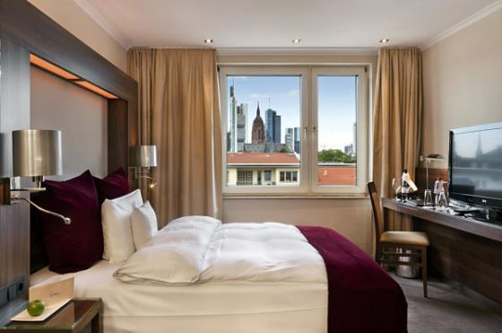 Hotel Fleming's Frankfurt Main-Riverside