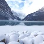 Lake Louise no inverno