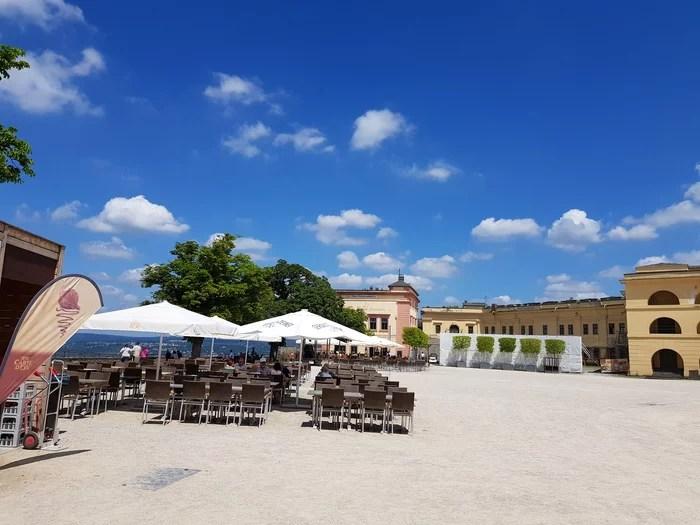 Ehrenbreitstein Oberen Schlosshof
