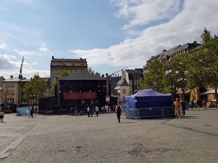 Luxemburgo Place Guillaume II1