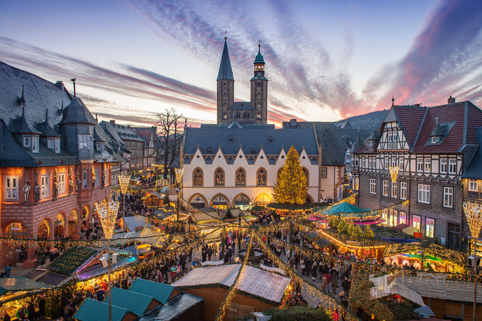 Mercado de Natal na Floresta Weihnachtsmarkt GOSLAR marketing gmbh Fotograf Stefan Schiefer1