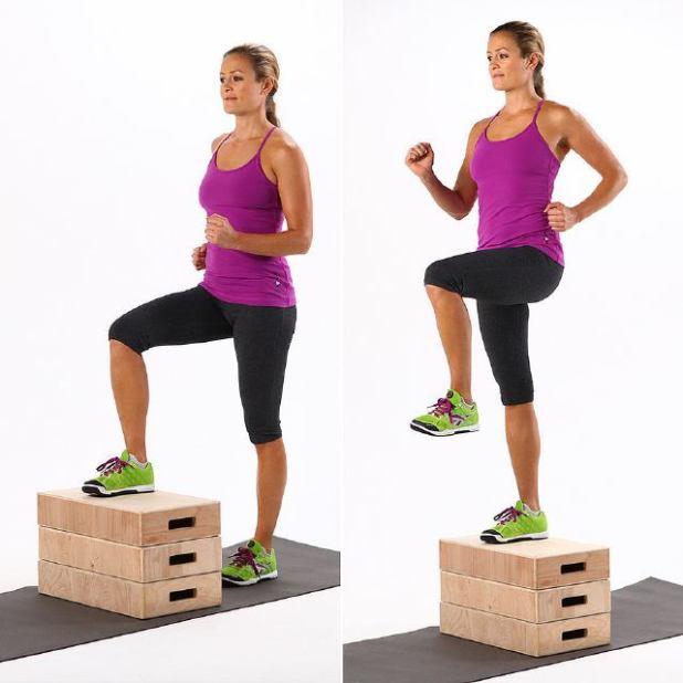 Sube y baja escaleras (STEPS)