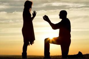 Pedir casarse