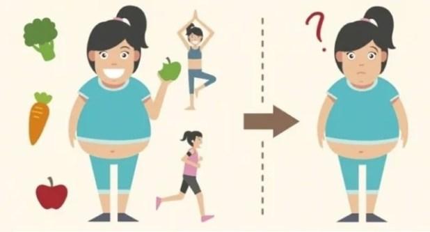 Por qué no puedo perder peso