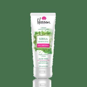 Crema Manos y Cuerpo Aloe Vera BLOSSOM 8.3 Oz
