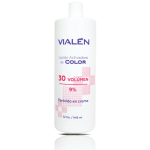 Vialen Loción Activadora de color 30 Volumen 9% 32 Oz