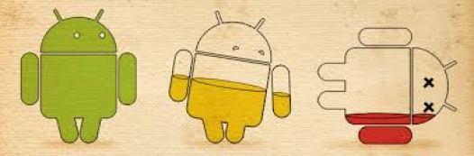 Como evitar consumo de bateria pelo Google Play Services