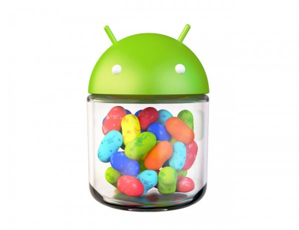 Novo Android 4.3 Jelly Bean
