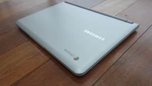 Este é o Chromebook